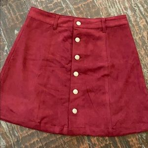 BRAND NEW WITH TAGS mini skirt!